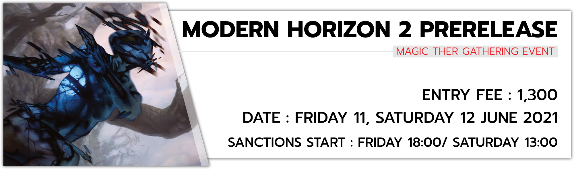Modern Horizon 2 Prerelease