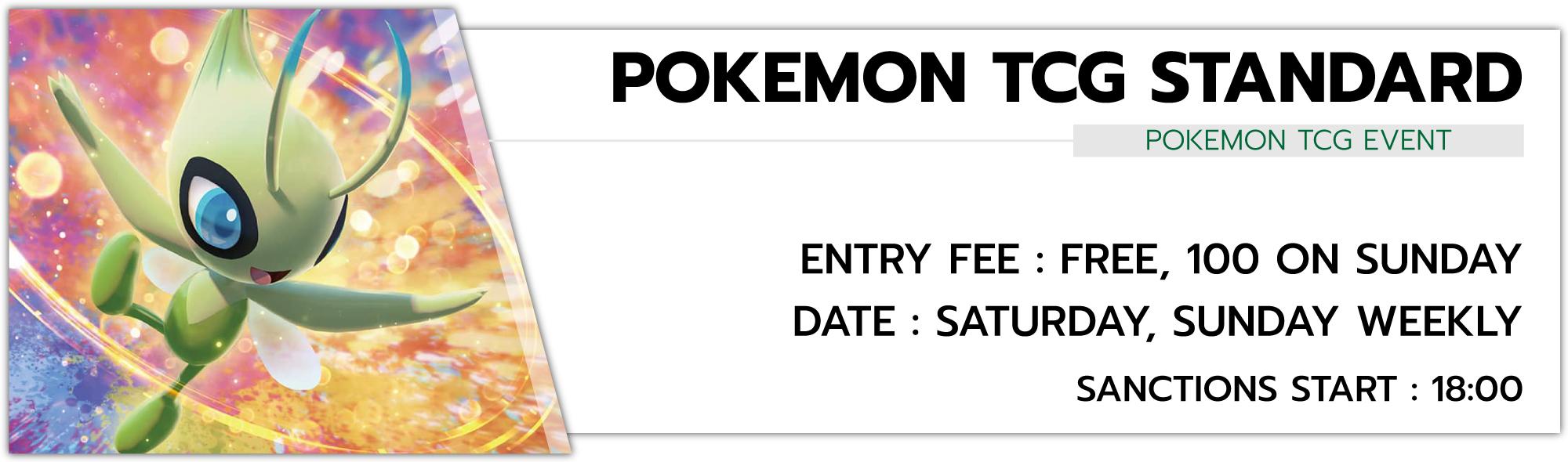 Pokemon TCG Standard Event