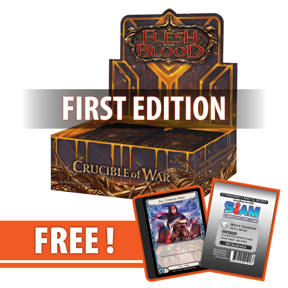 Crucible of War (First Edition) – Boosters Box