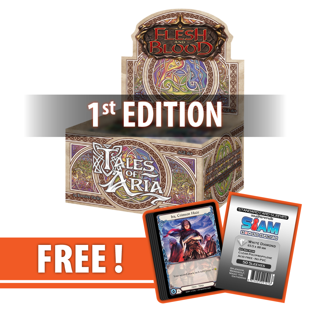 Tales of Aria (First Edition) – Boosters Box