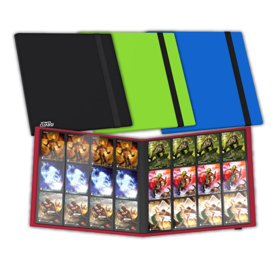 Flexxfolio 480 – 12-Pocket (Quadrow)