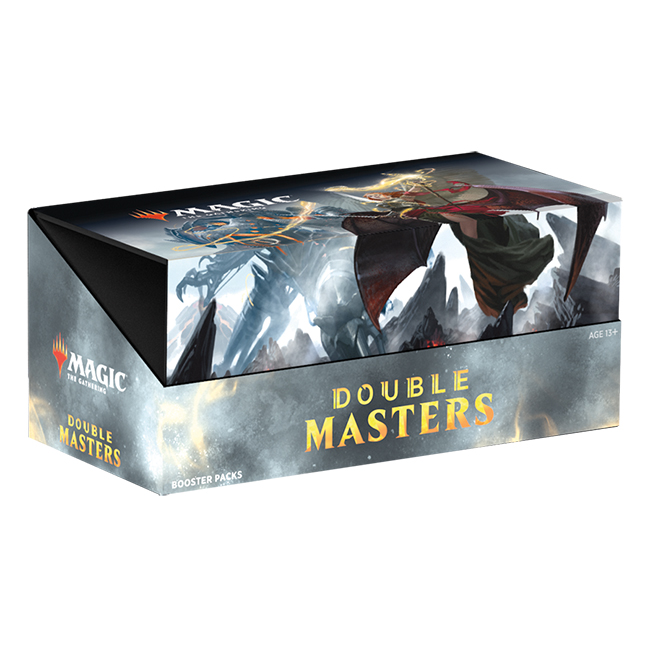 Double Masters - Draft Booster Box