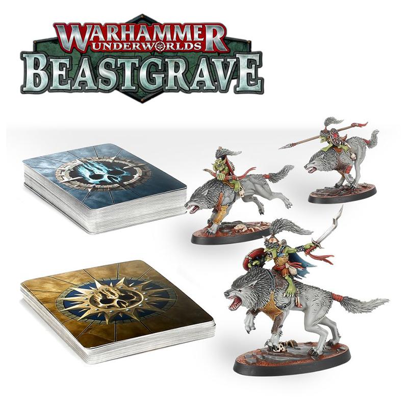 Beastgrave – Rippa's Snarlfangs