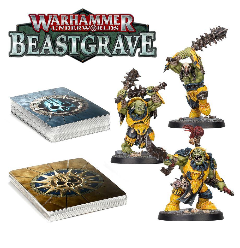 Beastgrave – Morgok's Krushas