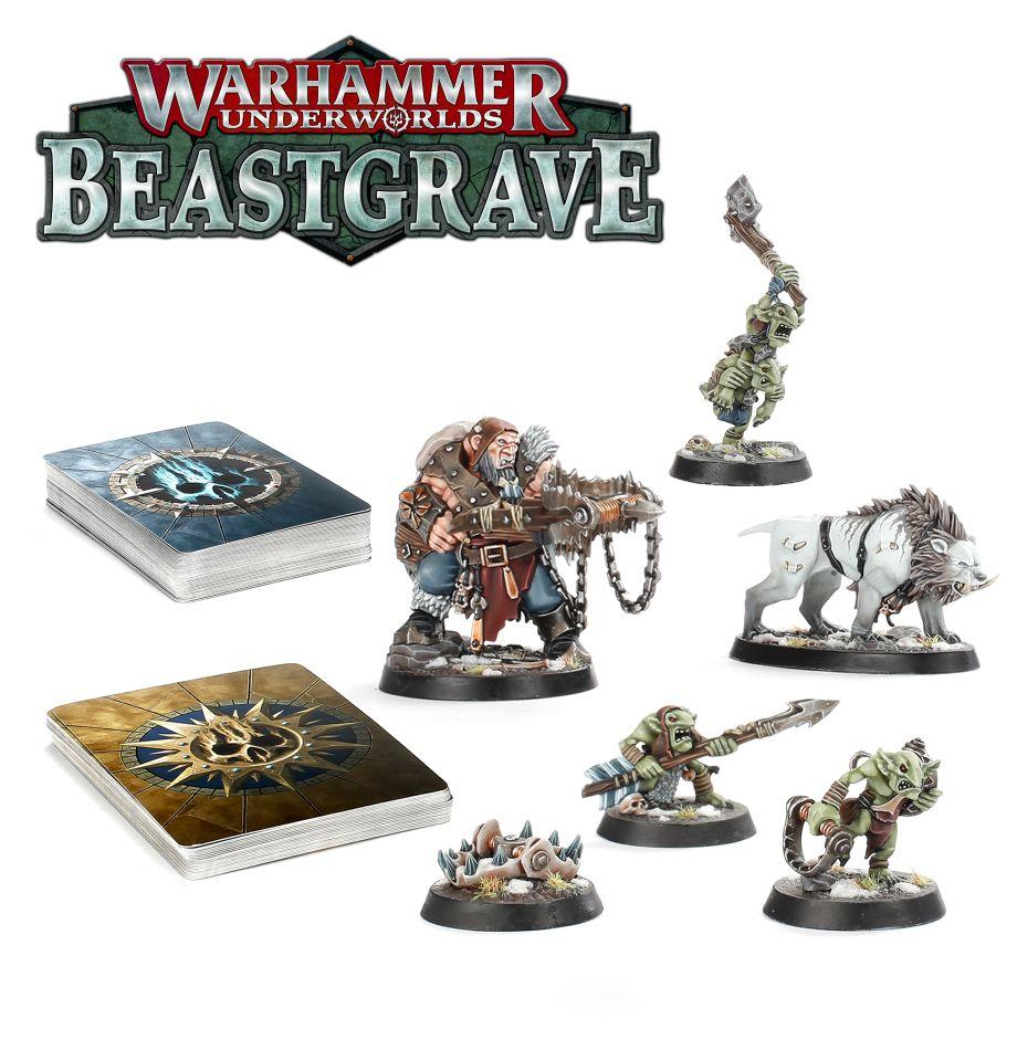 Beastgrave – Hrothgorn's Mantrappers