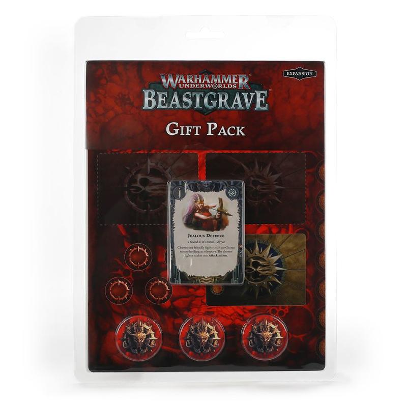 Warhammer Underworlds: Beastgrave Gift Pack