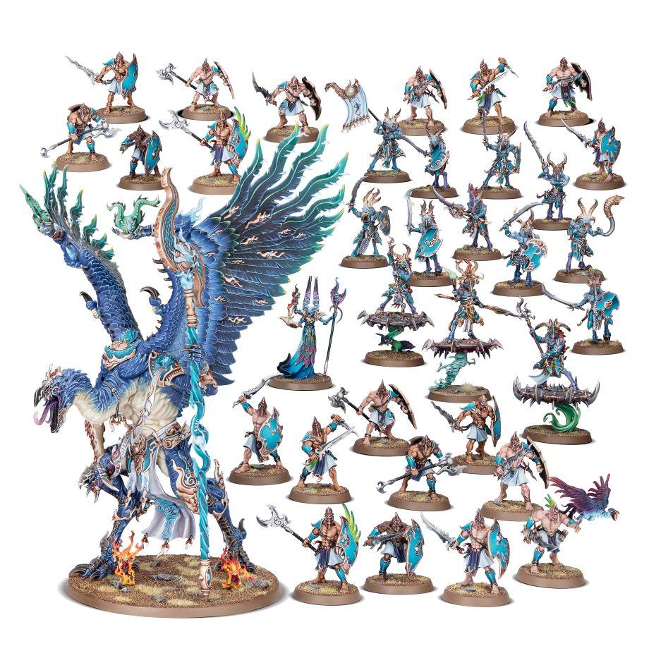 Disciples of Tzeentch Battleforce – Fatesworn Host