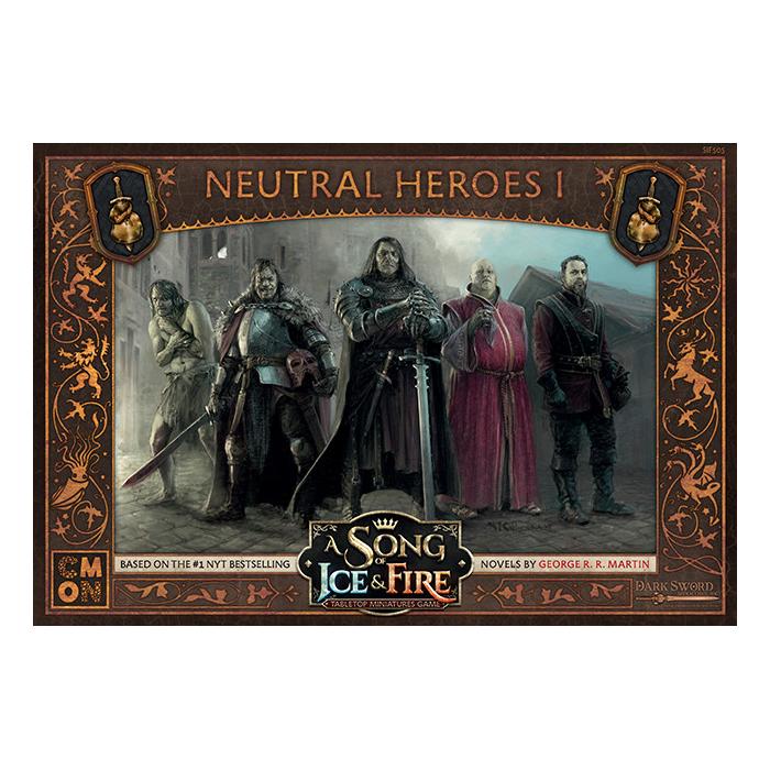 Neutral Heroes #1