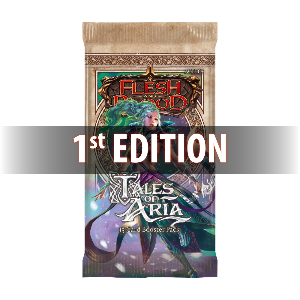 Tales of Aria (First Edition) – Boosters Pack
