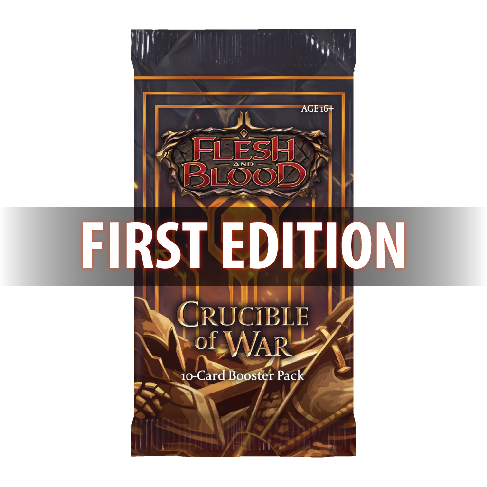 Crucible of War (First Edition) – Boosters Pack