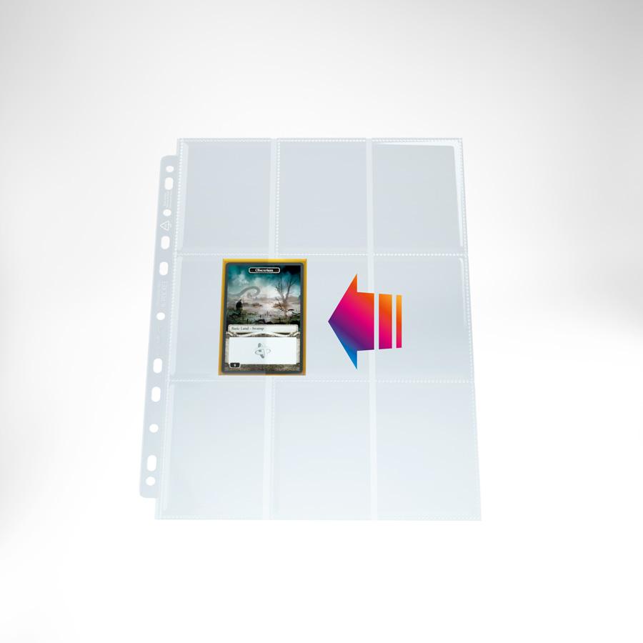 9-Pocket Sideloading (10 pages bag)