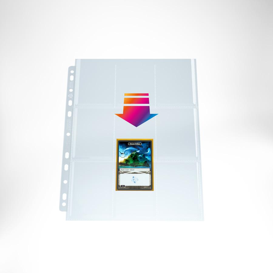 9-Pocket Toploading (10 Pages Bag)