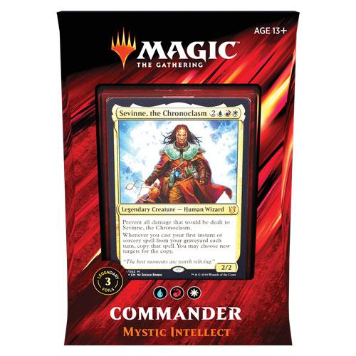Commander 2019: Mystic Intellect
