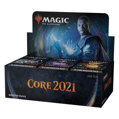 Core Set 2021 - Booster Box