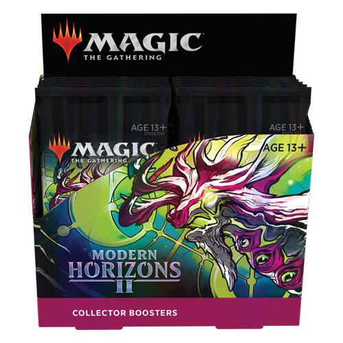 (Delay Shipment!) Modern Horizons 2 – Collector Booster Box