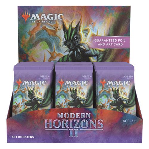 Modern Horizons 2 – Set Booster Box