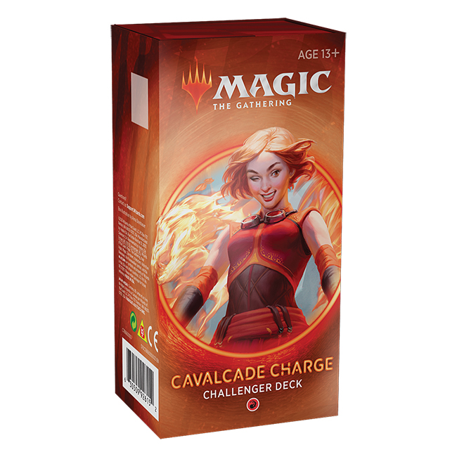 Challenger Deck 2020: Cavalcade Charge