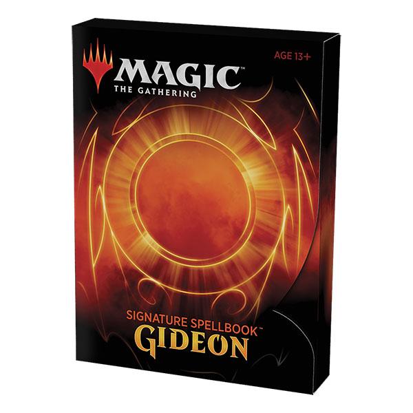 Signature Spellbook: Gideon Box Set
