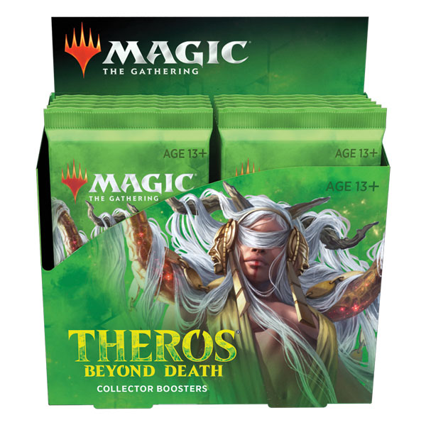Theros Beyond Death Collector Boosters Box
