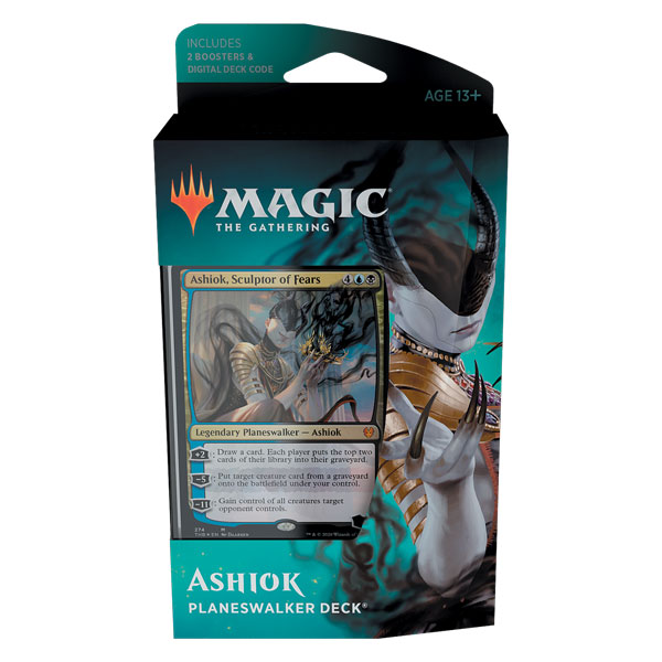 Theros Beyond Death: Ashiok, Sculptor of Fears Planeswalker Deck