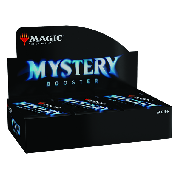 Mystery Booster Booster Box