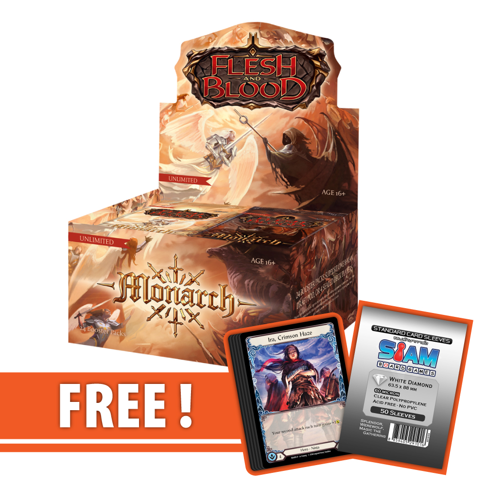 Monarch (Unlimited) – Boosters Box