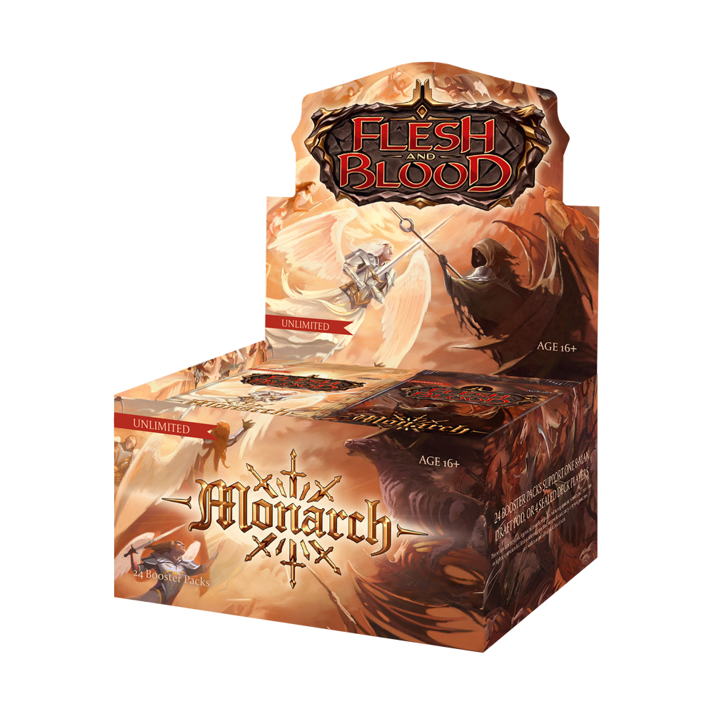 Monarch Unlimited – Boosters Box