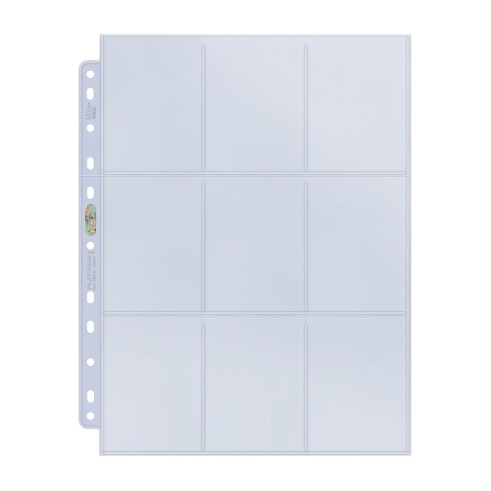 Platinum Series 9-Pocket (10ct)