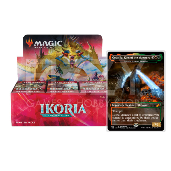 Ikoria: Lair of Behemoths - Booster Box