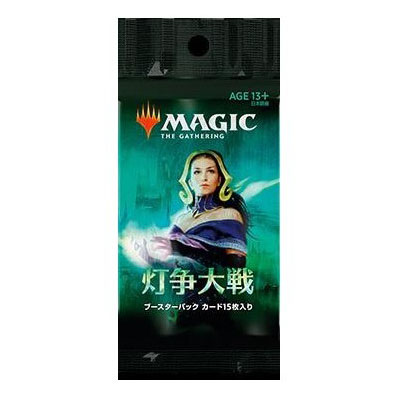 War of the Spark Booster Pack - Japanese Edition