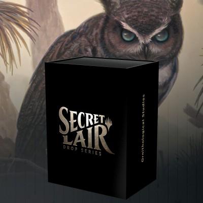 Secret Lair: Ornithological Studies