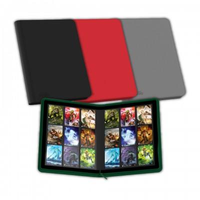 9-Pocket Zipfolio XenoSkin™