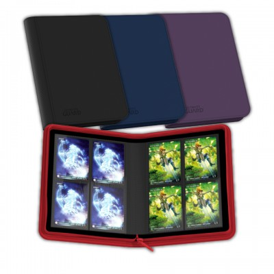 4-Pocket Zipfolio XenoSkin™