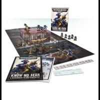 Know No Fear: A Warhammer 40,000 Starter Set