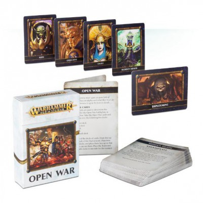 Age of Sigmar: Open War Cards