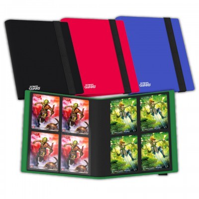 4-Pocket FlexXfolio™