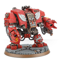 Blood Angels Furioso Dreadnought