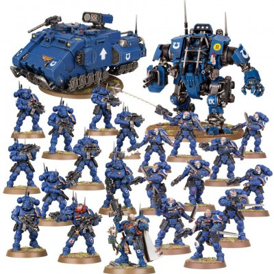 Space Marines Battleforce – Interdiction Force
