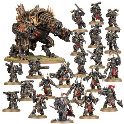 Chaos Space Marines Battleforce – Decimation Warband