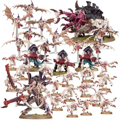 Tyranids Battleforce – Brood Swarm