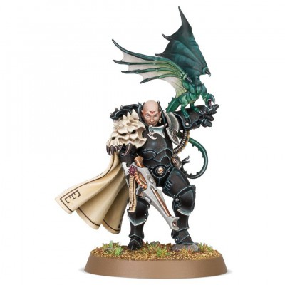Ordo Xenos Lord Inquisitor Kyria Draxus