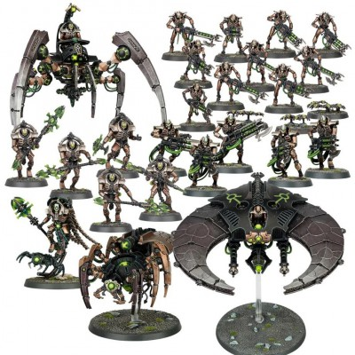 Necrons Battleforce – Eradication Legion