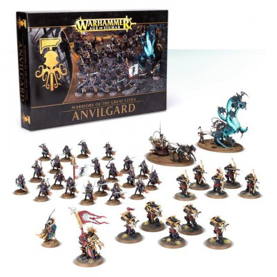 Age of Sigmar: Anvilgard