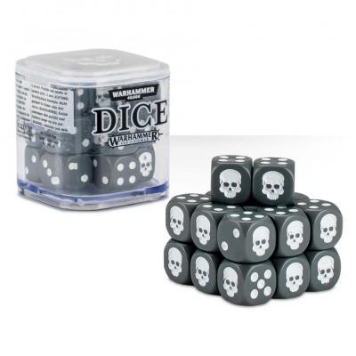Dice Cube - Grey