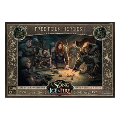 Free Folk Heroes #1