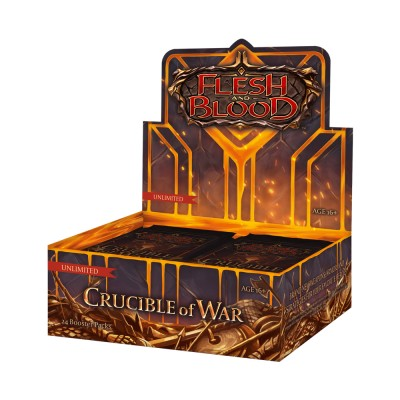 Crucible of War Unlimited – Boosters Box