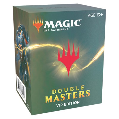 Double Masters - VIP Edition Box (4 Packs)