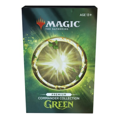 Commander Collection: Green Premium Edition