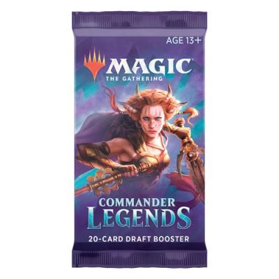 Commander Legends - Booster Draft Pack