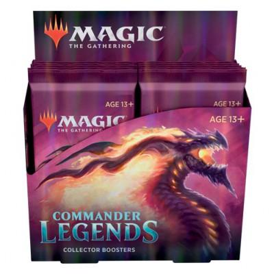 Commander Legends - Collector Booster Box